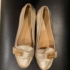 """COLE HAAN Tali Loc Moc leather loafer Size 7.5"""""""